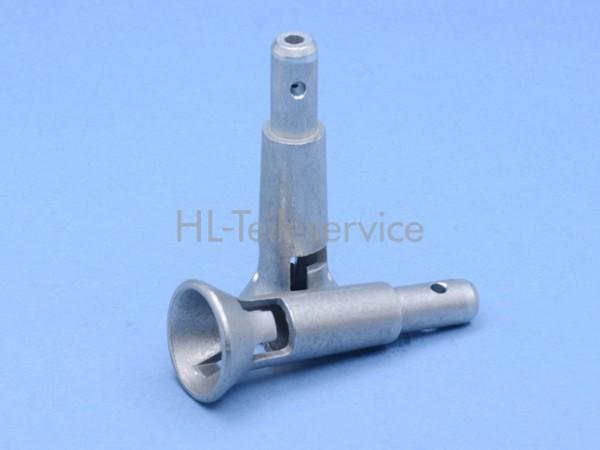 Kupplungstrichter für 9mm Kurbel
