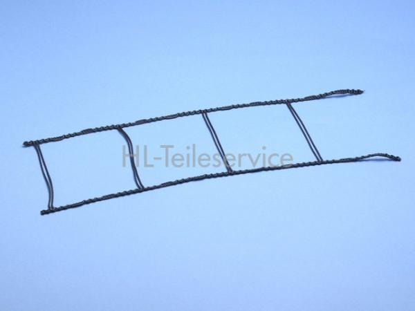 Leiterkordel 80 mm -schwarz