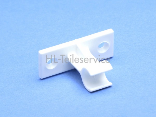 Kurbelstangenklemme 14mm -weiß