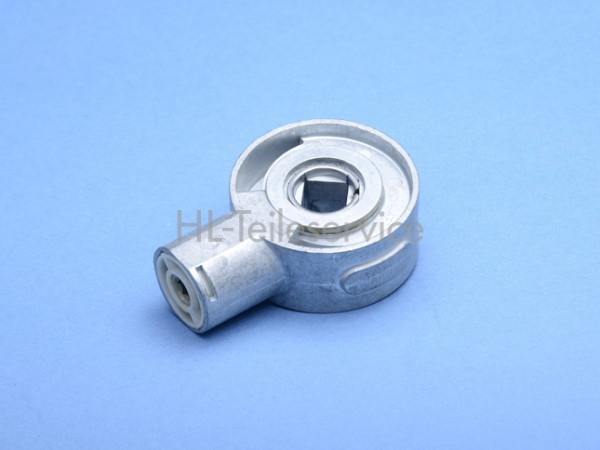 Getriebe Metall 2,7:1  ohne Zapfen