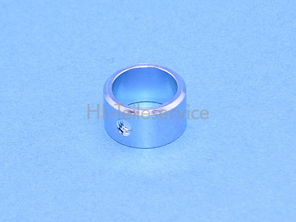 Stellring A 12 DIN 705 aufgebohrt - Alu für Kopfwellensicherung