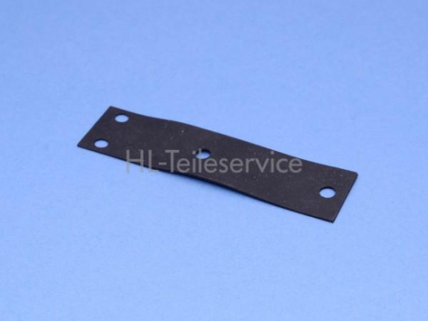 Abdichtplatte für Gelenklager (Holzfenster)