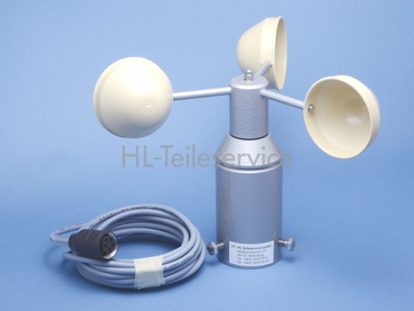 Windsensor mit Heizung u. Generator