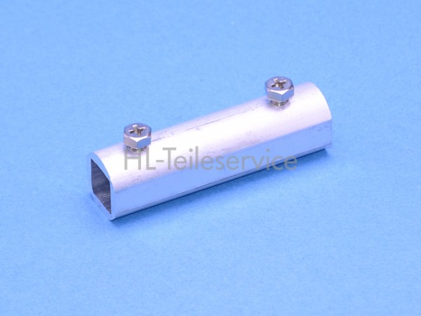 Kupplungsrohr 50 mm f. VK 12mm