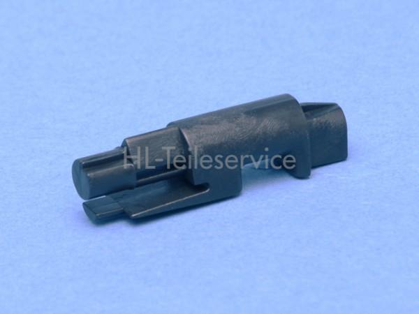 Kordelgleiter -schwarz