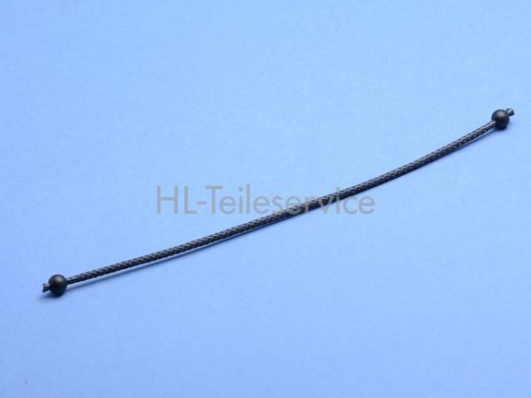 Kugelschnur für Wendelager L=16 cm