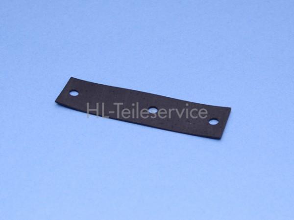 Abdichtplatte für Gelenklager (Metallfenster)