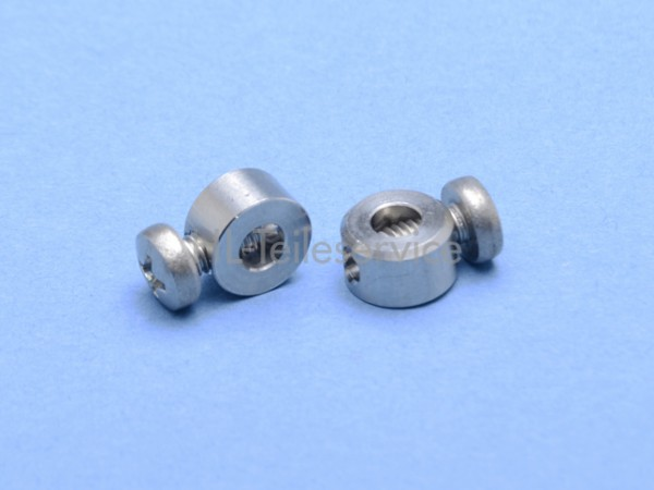 Stellring f. Drahtseile/Perlon 3-4 mm kpl.