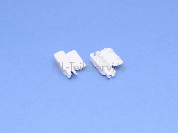 Kugelkettenverbinder -weiß