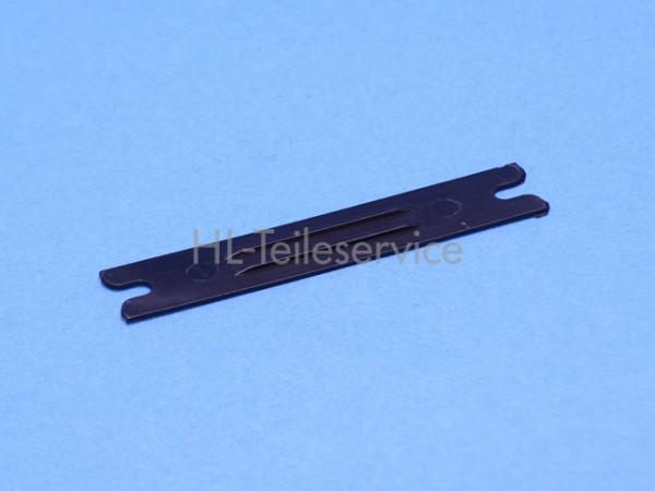 Lamellenklipp Veltrup für 80mm Lamelle - schwarz