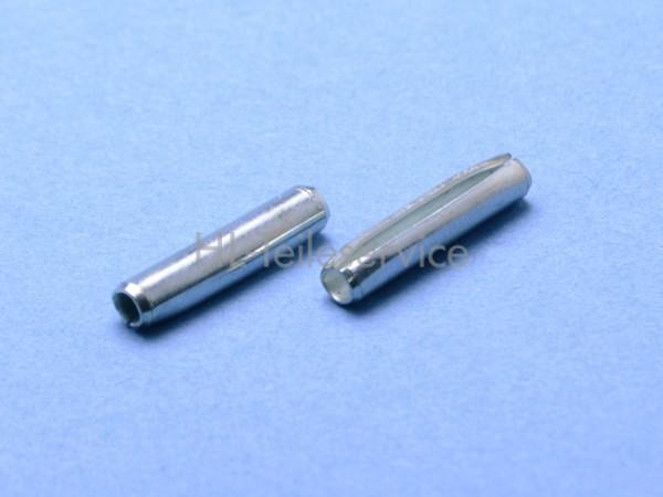 Spannstift DIN 1481 - 4,0x20-FST-ZN8
