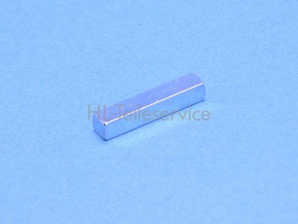 Bedienungszapfen 7mm Vierkant