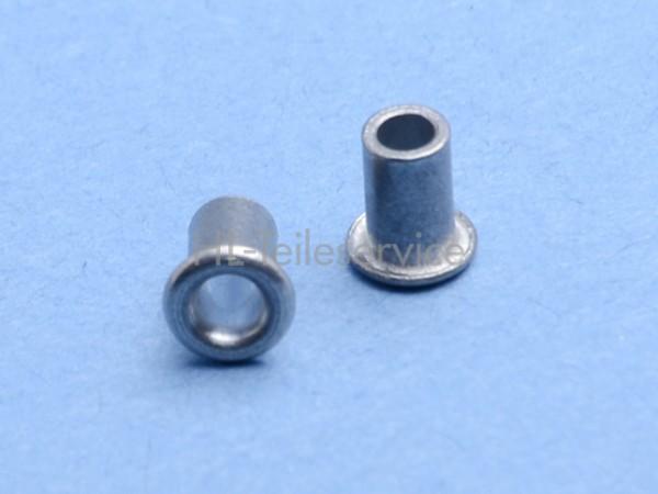 Hohlniet DIN7340 - B3x0,5x4,5AL