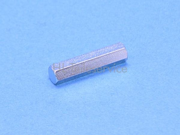 Zapfen SW7 für Motorkupplung