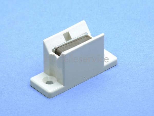 Magnetkurbelhalter 14mm -grau