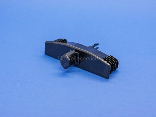 Endkappe Veltrup mit Führungsstift neue Ausführung 80mm - schwarz