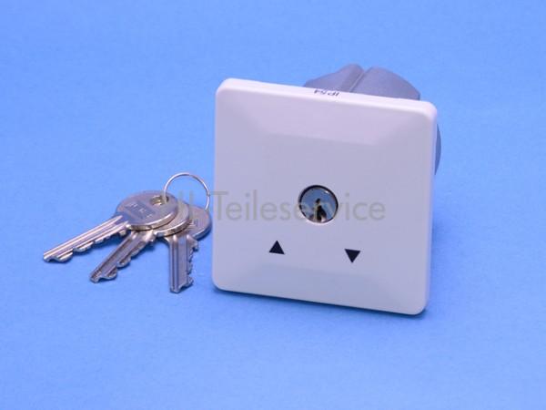 Schlüssellrast- /Tastschalter1-polig