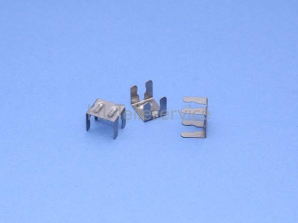 Klemmfeder für 35mm und 58mm Kopfprofil