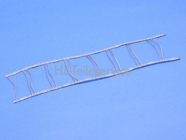 Leiterkordel 50 mm - grau Tageslichttechnik