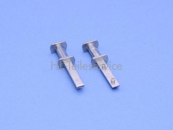 Führungsnippel Eurosun -Metall für Z-Lamelle 90mm