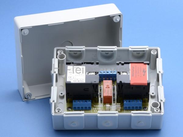 Schleifdose/MSG 230V m. Rastlogik - AP